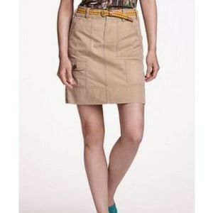 Anthro Quartett Paper Boy Cargo Skirt 10